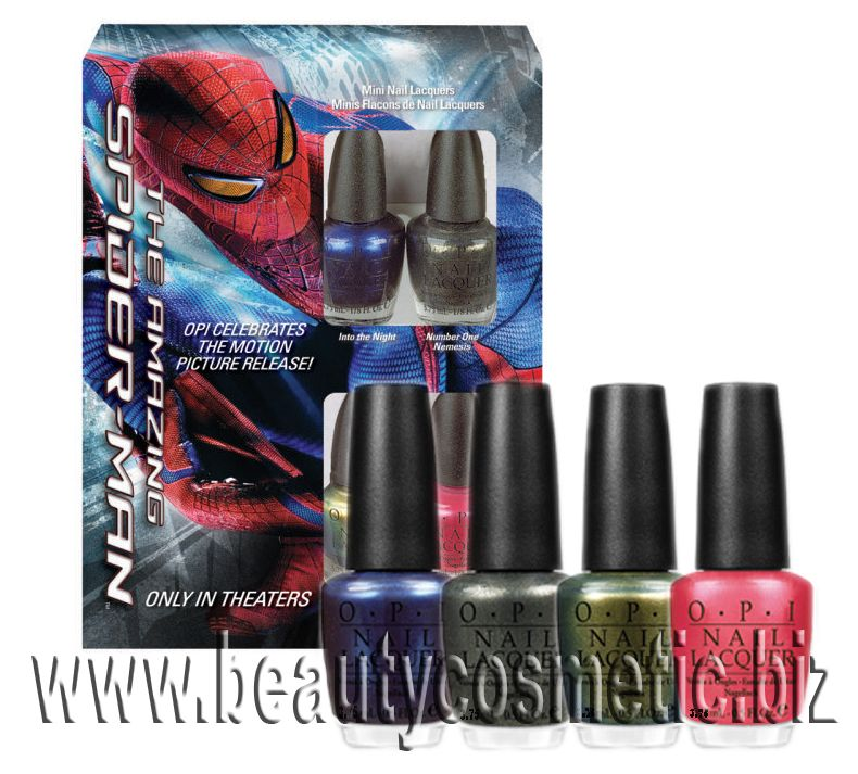 OPI Spiderman Collection mini
