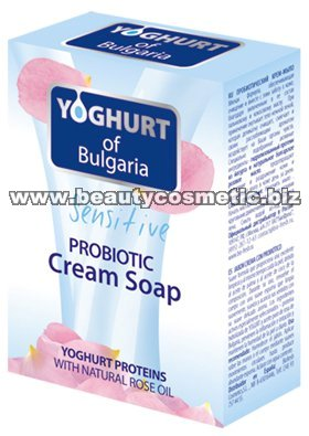 Yoghurt of Bulgaria Пробиотичен Крем Сапун