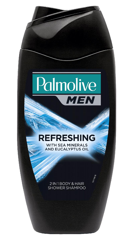 Palmolive For Men Refreshing Shower Gel 250ml Beautycosmetic Online