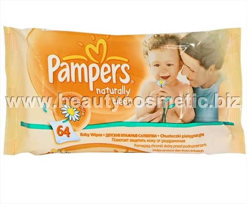 Pampers Clean & Play wet wipes
