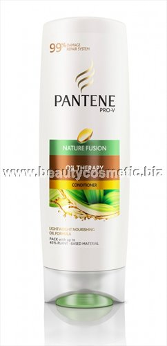 Pantene Nature Fusion Oil therapy hair conditioner
