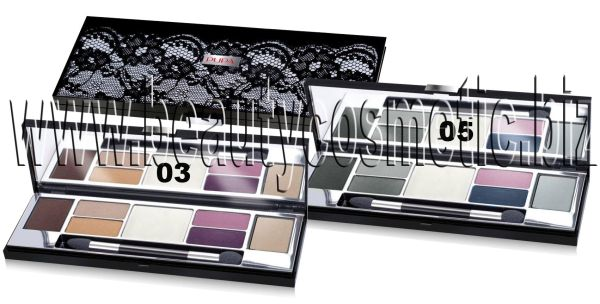 Pupa Eyes make up kit