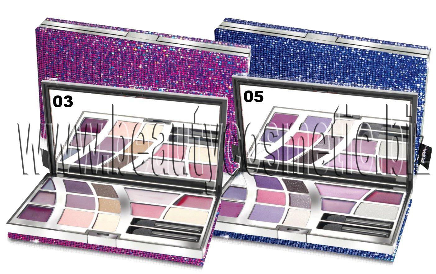 Pupa Glitter Party Make Up Kit BeautyCosmetic Online Store