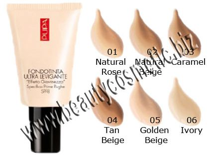 Ultra Makeup on Pupa Ultra Smoothing Foundation Cosmetic Online Shop Parfums
