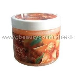 Refan Pomegranate & Papaya sugar scrub for body