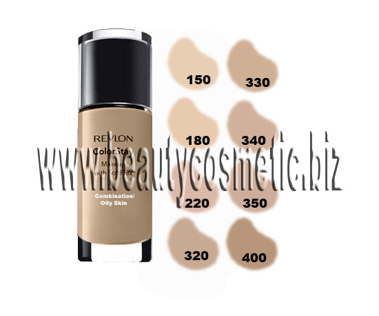 Revlon ColorStay makeup for Combination & Oil Skin
