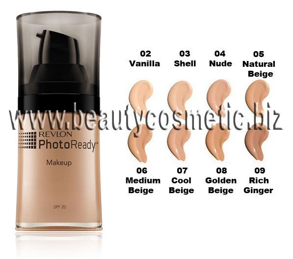 Revlon PhotoReady Makeup фон дьо тен