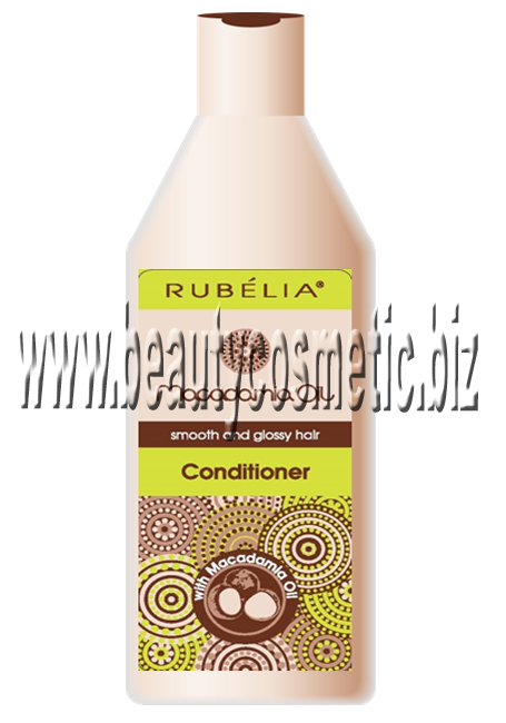 Rubelia Macadamia Oil Conditioner