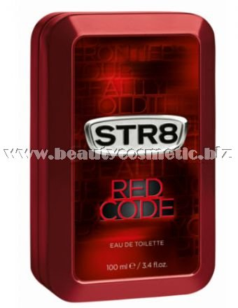 STR8 Red Code EDT 100ml