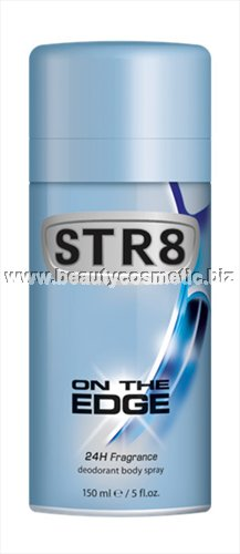 STR 8 On the Edge deo spray