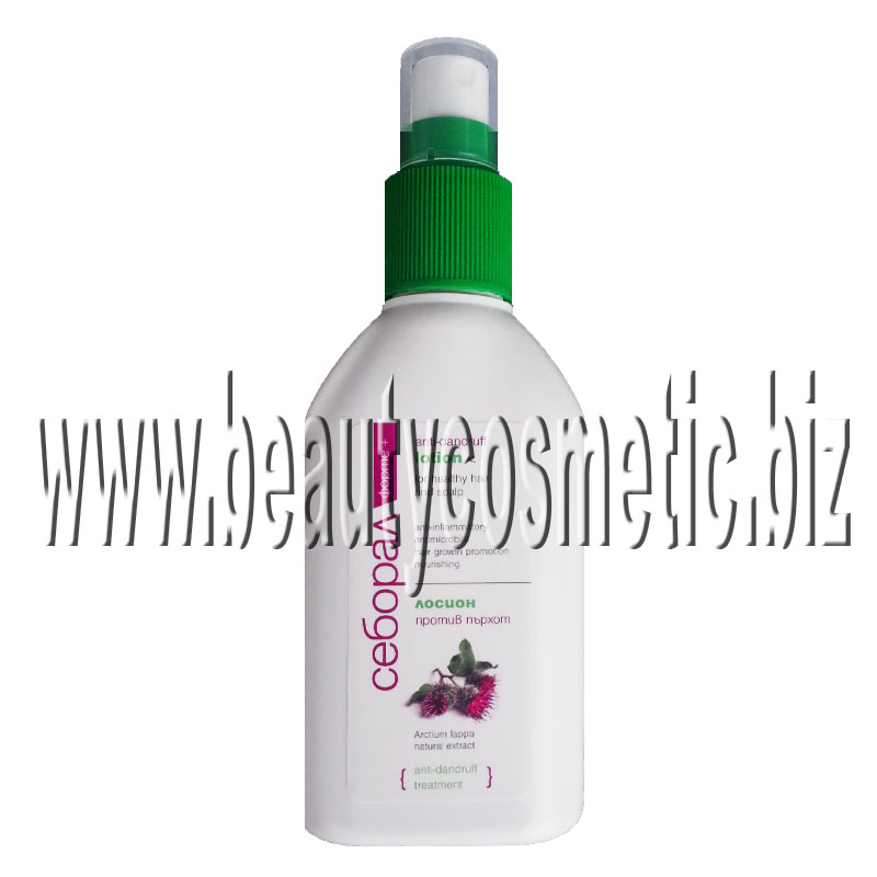 Seboral Forte + Herbal Lotion against dandruff