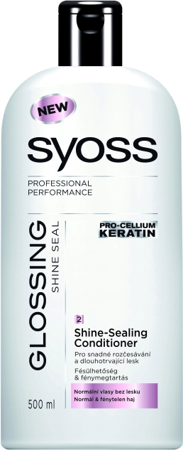 SYOSS Glossing Shine балсам