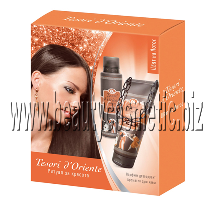 Tesori d'Oriente Lotos 2 Woman Gift Set