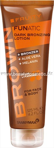 Tannymaxx Fruity Funatic Dark Bronzing Lotion