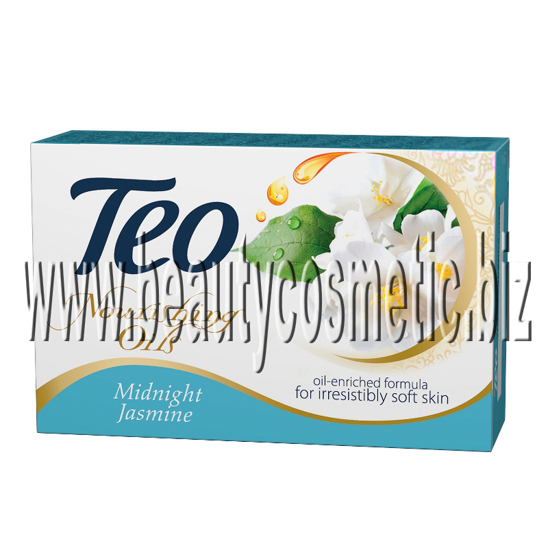 TEO Nourishing Oils Midnight Jasmine soap