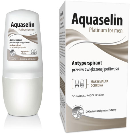 AA Oceanic Aquaselin Deo Roll-on Platinium Men