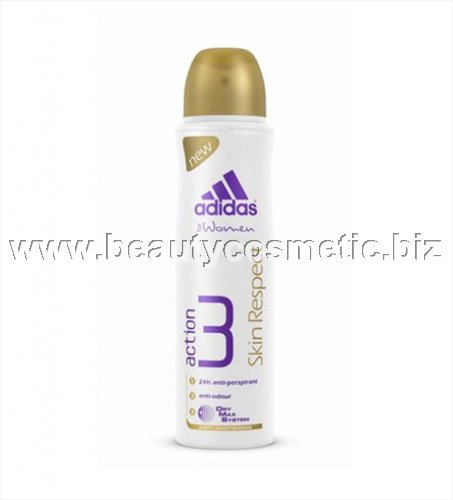 Adidas Action 3 Skin Respect W deo spray