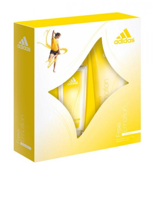 Adidas Free Emotion W set