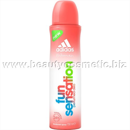 Adidas Fun Sensation Deo Spray W