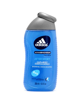 Adidas душ гел за коса и тяло After sport