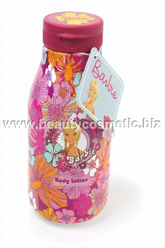 Adimex Barbie pink body lotion 2d 76002