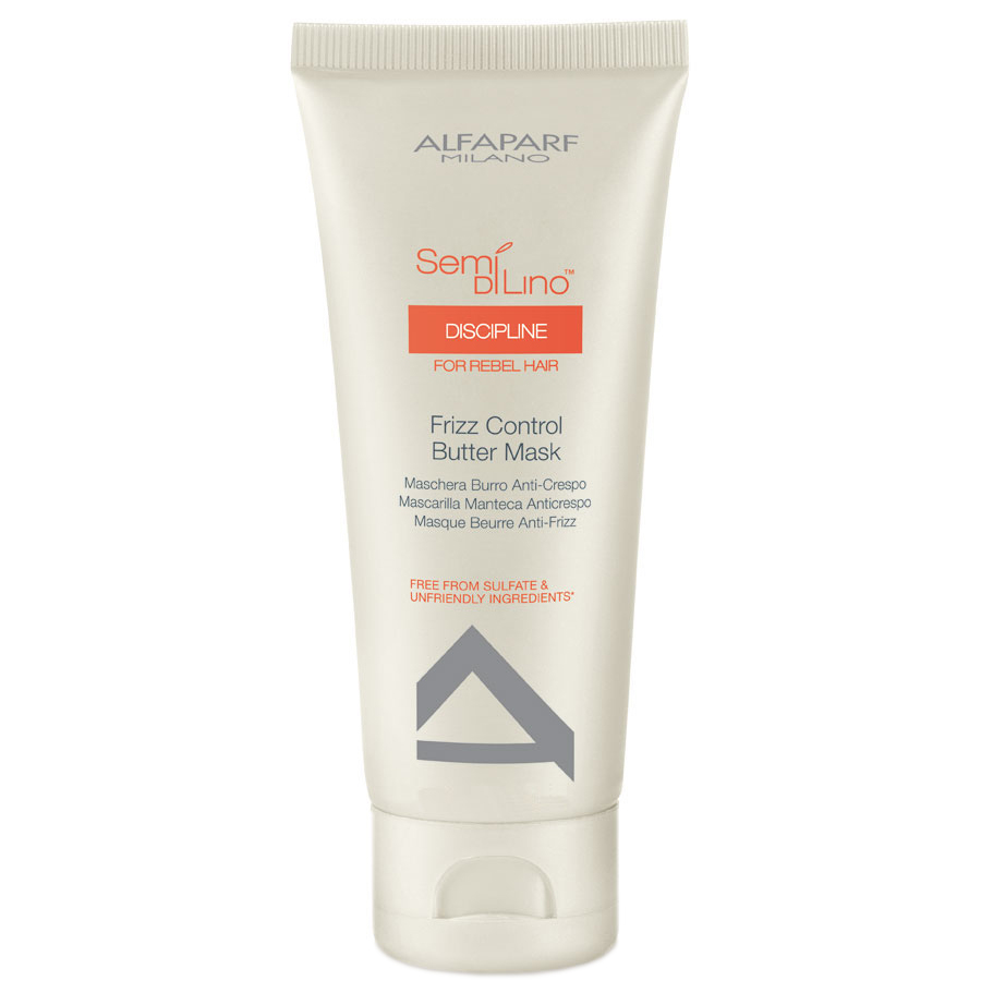 Alfaparf Semi Di Lino Frizz Control smoothing mask 200ml