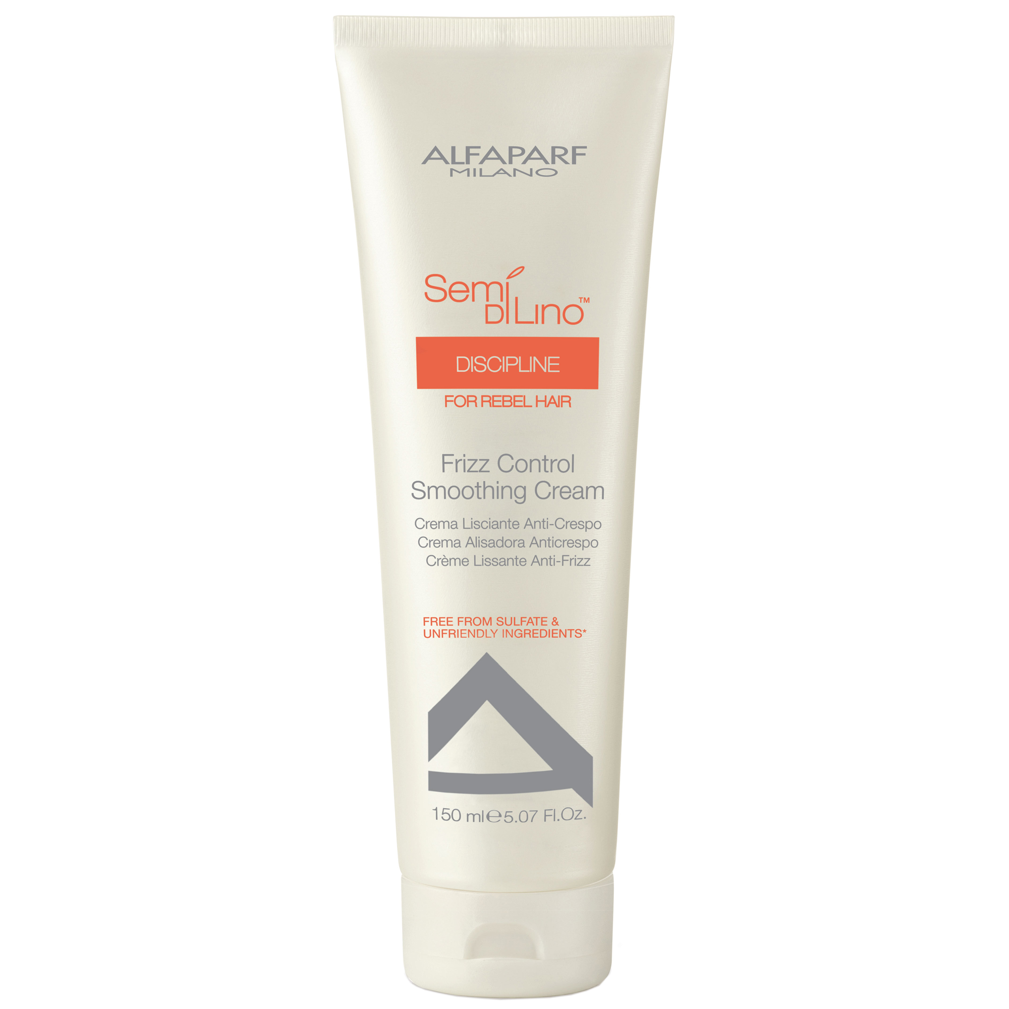 Alfaparf Semi Di Lino Frizz Control Cream polishing effect