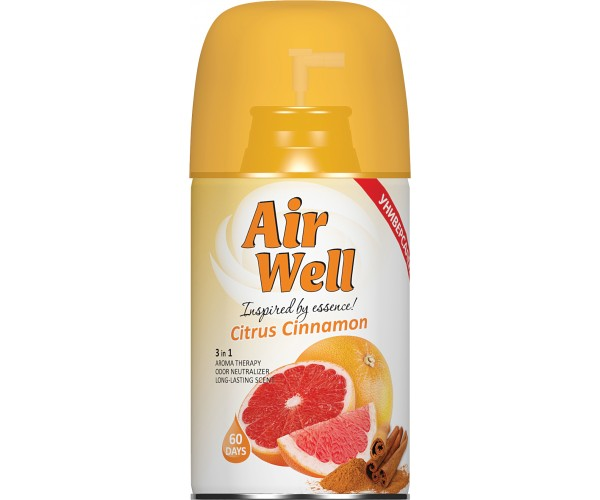 Agiva  Air Well Spring Blossom universal air freshener 250ml