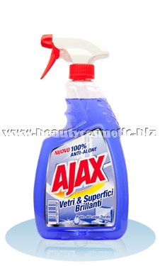 Ajax Crystal Clean Lunga Durata 750ml