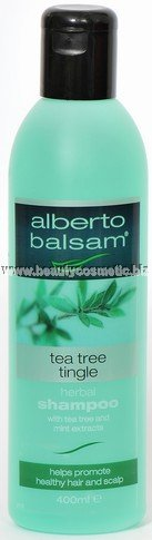 Alberto Shampoo Tea Tree & Mint