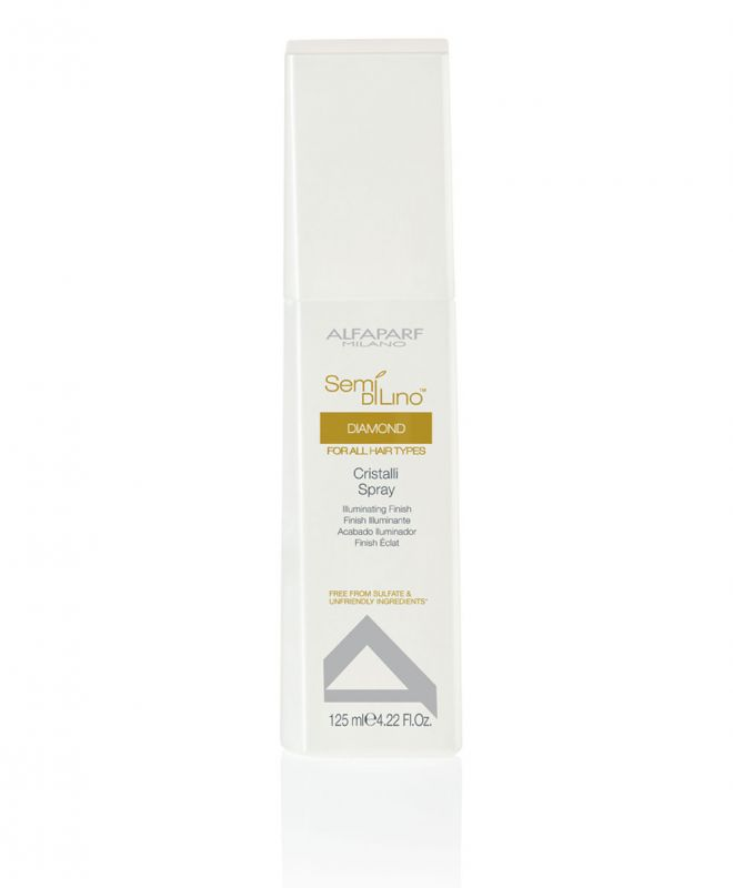 Alfaparf Semi Di Lino Diamond Illuminating Cristalli Spray