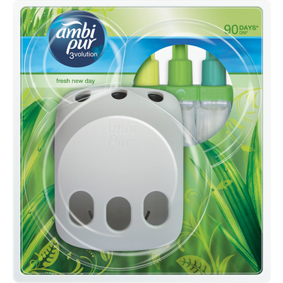 Ambi Pur 3volution Fresh New day