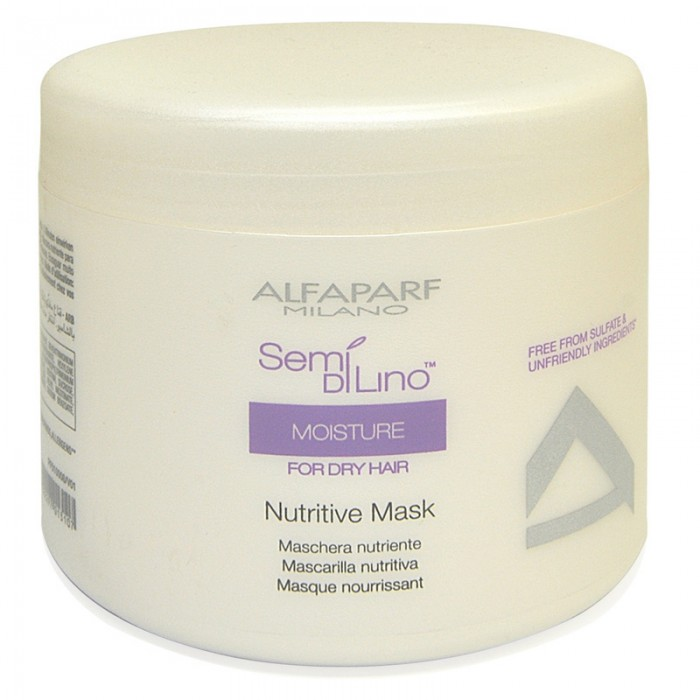 Alfaparf Semi Di Lino Nutritive hydrating mask 500ml