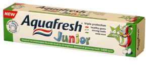 Aquafresh junior