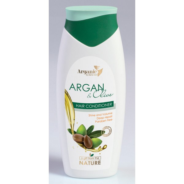 Aries Hair Conditioner Argan & Olive