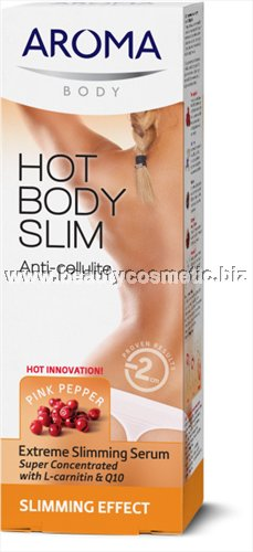 Aroma HOT Body Slim Slimming Anti-Cellulite Serum