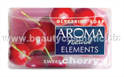 Aroma Natural elements Sweet Cherry глицеринов сапун