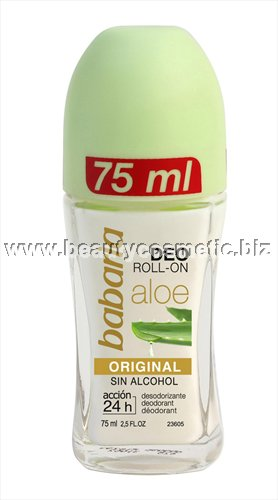Babaria Deo Roll on Aloe Vera