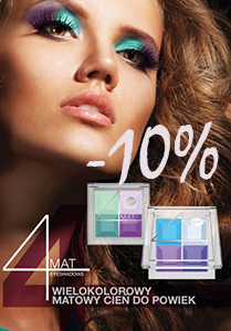 Bell 4 mat eyeshadows