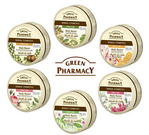 Green Pharmacy Face cream