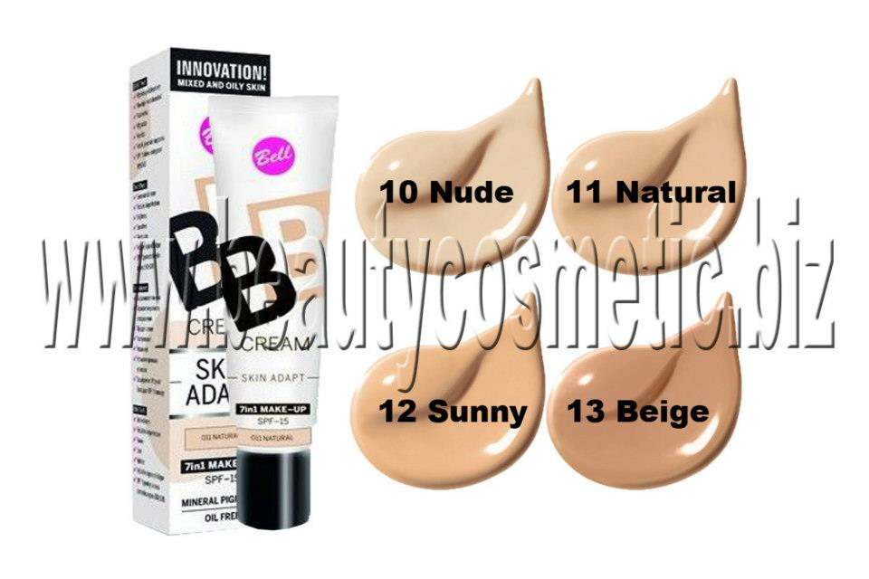Bell BB cream 7 in 1