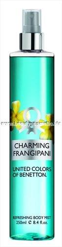 Benetton Body Mist Charming Frangipani