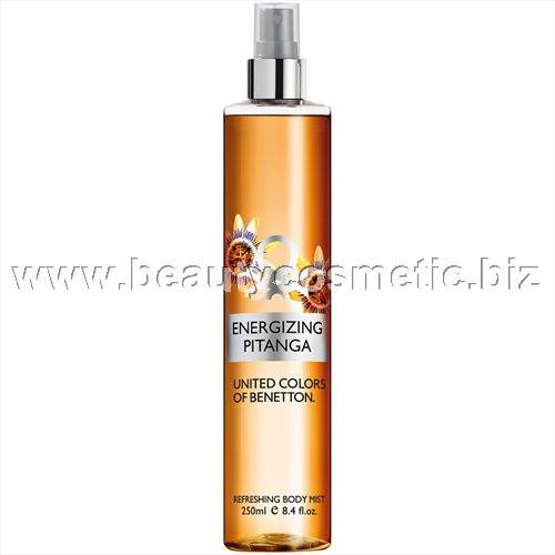 Benetton Body Mist Energizing Pitanga
