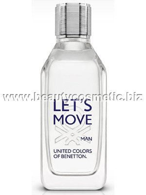 Benetton Let's Move Men EDT