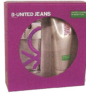 Benetton B-United jeans W set