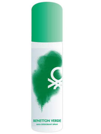 Benetton Verde Man deo spray