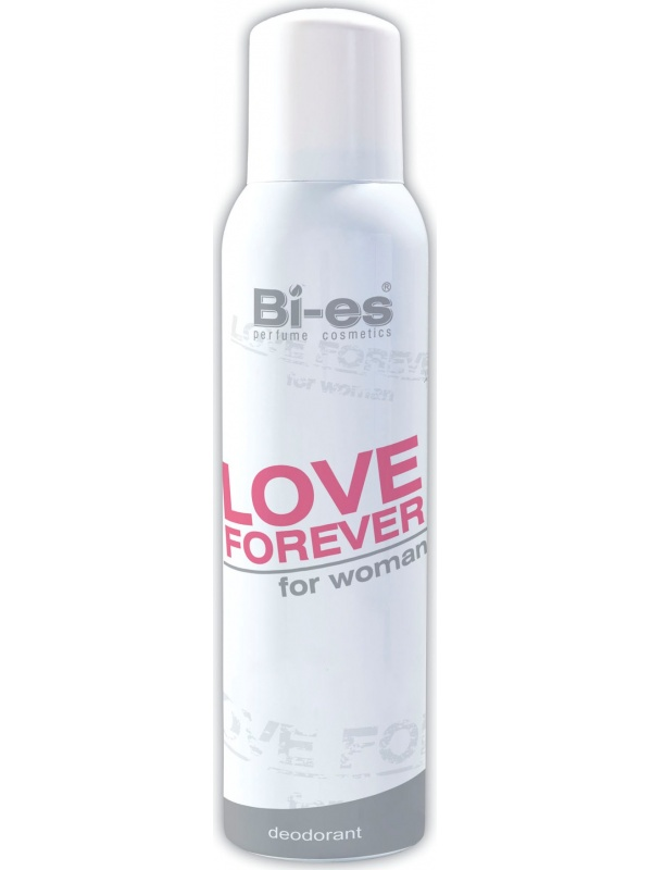 Bi Es Love Forever White deo spary