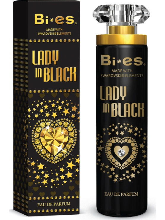 Bi-Es Lady In Black EDP