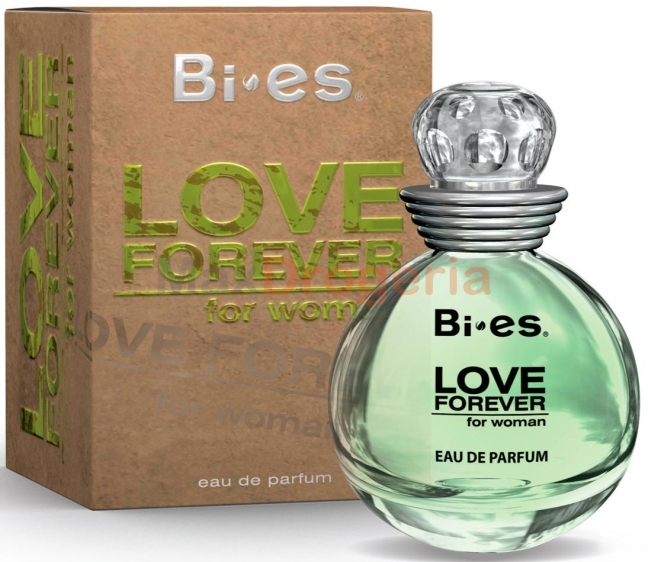 Bi Es Love Forever Green EDP