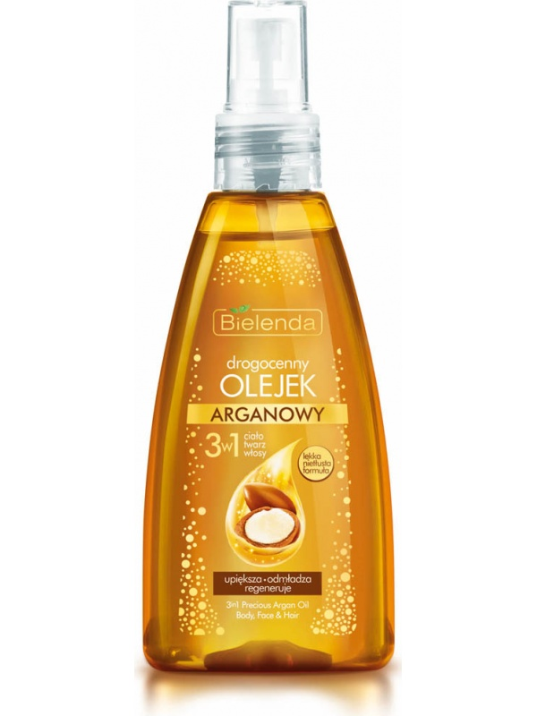 Bielenda precious argan oil body, face and hair